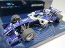 ミニチャンプス 【中古】 ウィリアムズ F1 FW28 2006 N.ロズベルグ ★1/43 ミニカー