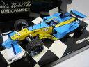 ミニチャンプス 【中古】 ルノー F1 チーム R23 F.アロンソ/ALONSO ★1/43 ミニカー
