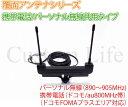 覆面アンテナシリーズ パーソナル無線&携帯電話 ハイパワー ツインアンテナ