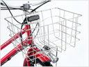 BRIDGESTONE ブリヂストン HYDEE.B専用 フロントバスケット ステンレス製 フロント用バスケット ハイディビー 専用 BK-HDB F761311SU P5400