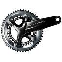 SHIMANO シマノ 自転車 クランクセット DURAACE デュラエース FC-R9100 50〜53T×34〜42T コンポーネント サイクルパーツ