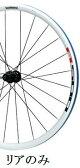 シマノ WH-R501-30-R カラー:ホワイト リムハイト30mm仕様 700C クリンチャー リア用ホイール アルミリム ( リアホイール ) SHIMANO WH-R501-30-R White 700C CLINCHER Rear Wheel Aluminum Rim
