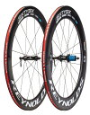 REYNOLDS SIXTY SIX Carbon Rim Tubular Wheel Set ( 2013年モデル SLGシリーズ 完組前後ホイールセット ) レイノルズ 66 カーボンリム チューブラーホイールセット SS02P02dec12