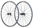 (取寄せ商品) シマノ WH-R501 F/R ブラック(モノトーンステッカー) 前後セット 700C クリンチャーホイール アルミリム ( フロント + リア ホイール ) SHIMANO WH-R501 700C CLINCHER Front+Rear Wheel set Aluminum Rim EWHR501PCBMY