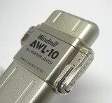 送料140円?ターボライターを発明したWindmill社製 超軽量30g!AWL10(アウール)ターボライター(白ベロア)