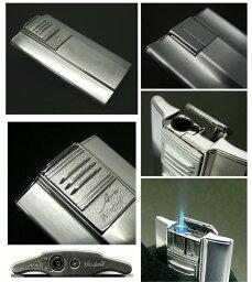 送料205円〜日本製 斬新アーチ形状 超薄型9mm ARCバーナーガスライター(クロームサテン)ターボライターを発明したWindmill社製