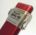 送料140円〜日本製 ターボライターを発明したWindmill社製 超軽量30g!AWL10(アウール)ターボライター(レッド)307-1001