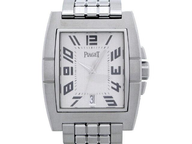【プライスダウン】PIAGET ピアジェ/アップストリーム シルバーアラビアン文字盤 メンズ【大黒屋質店出品】【】 WATCH ウォッチ 時計 腕時計偉い