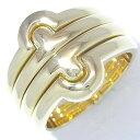 [銀座店]BVLGARI ブルガリ パレンテシ リング 指輪 #8.5 750 YG イエローゴールド DH44417【大黒屋質店出品】【中古】【送料無料】