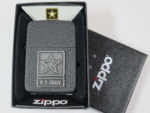Zippo U.S. Army Black Crackle
