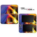 【お取寄せ】DecalSkin スキンシール ニンテンドーnew 3DS LL MT38/Mystic Journey