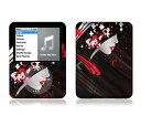 【お取寄せ】 iPod nano 第3世代 スキンシール DecalSkin AT14 Ronnida デコ シール デコシート 前面 背面 シール カバーシール アイポッド ナノ iPodnano アイポッドナノ 3世代 3rd 送料無料