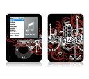 【お取寄せ】 iPod nano 第3世代 スキンシール DecalSkin YU48 Casino Royal デコ シール デコシート 前面 背面 シール カバーシール アイポッド ナノ iPodnano アイポッドナノ 3世代 3rd 送料無料