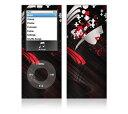 【お取寄せ】 iPod nano 第4世代 スキンシール DecalSkin AT14 Ronnida デコ シール デコシート 前面 背面 シール カバーシール アイポッド ナノ iPodnano アイポッドナノ 4世代 4th 送料無料