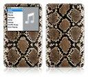 【iPod classic】スキンシール【即納】ipodclassic/BZ8/蛇柄 [ アイポッド クラシック ] かわいい/カバー/ケース/人気/おしゃれ/デコ/..