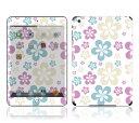 【iPad mini】スキンシール【即納】YU5/Flowe...
