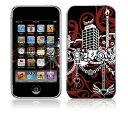 【iPod touch】【お取寄せ】第2世代 第3世代 スキンシール YU48/カジノ [ アイポッドタッチ ipodtouch アイポッド] かわいい/カバー/ケース/人気/おしゃれ/デコ/ステッカー保護/シール/シート/デザイン/背面