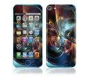 �ڤ����DecalSkin �������� Apple iPod touch ��5���� AS16/Space Art