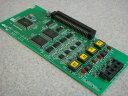 【中古】日立 iZS用 ET-4DCI-iZ/S 4内線増設基板【ビジネスホン 業務用 電話機 本体】