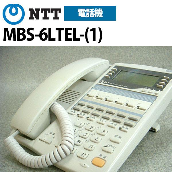 【中古】NTT RX2用 MBS-6LTEL-(...の商品画像