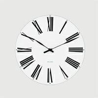 【100-5000円offクーポン】【5%OFFクーポン対象】ローゼンダール アルネ ヤコブセン 掛時計・壁掛け時計 ROMAN ローマンφ29 [ デザイナーズ ウォールクロック 北欧 ]