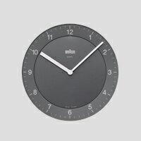 【100円offクーポン対象】【5%OFFクーポン対象】BRAUN/掛時計・壁掛け時計/BNC006GYGY-NRC グレー