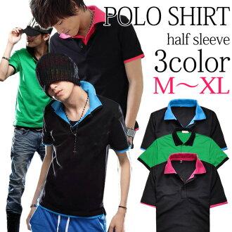 馬球襯衫短袖 polo 衫男式馬球衫平原馬球襯衫馬球衫 T Polo 衫 2015年馬球襯衫新 Polo 馬球衫休閒馬球襯衫穿和也適合馬球襯衫分層風格 Polo 衫黑 Polo 衫 20P09Jan16
