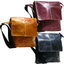 ショルダーバッグ メンズ 姫路産牛革使用 カブセ 鞄の聖地兵庫県豊岡市製 肩掛け ビジネス