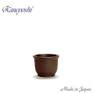 植木鉢 陶器 おしゃれ サイズ 【12cm】 安くて植物に良い鉢 えびね鉢 4号