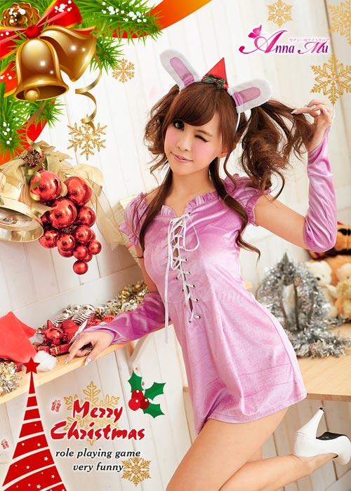 サンタ コスプレ コスチューム 衣装 サンタコスプレ:DOUBLE(ダブル)