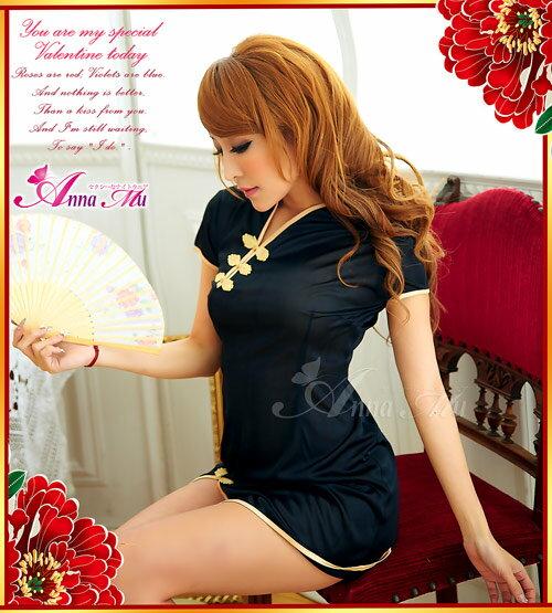 チャイナドレス コスプレ 衣装 チャイナ服 ハロウィン コスチューム:DOUBLE(ダブル)