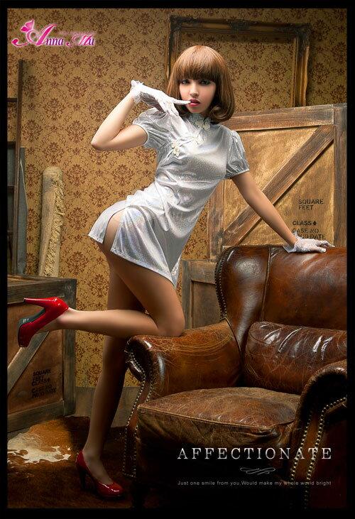 チャイナドレス コスプレ 衣装 チャイナ服 コスプレ衣装 女性 ハロウィン コスチューム 衣装 ミニワンピ セクシー レディース 悩殺 スリット 激安:DOUBLE(ダブル)