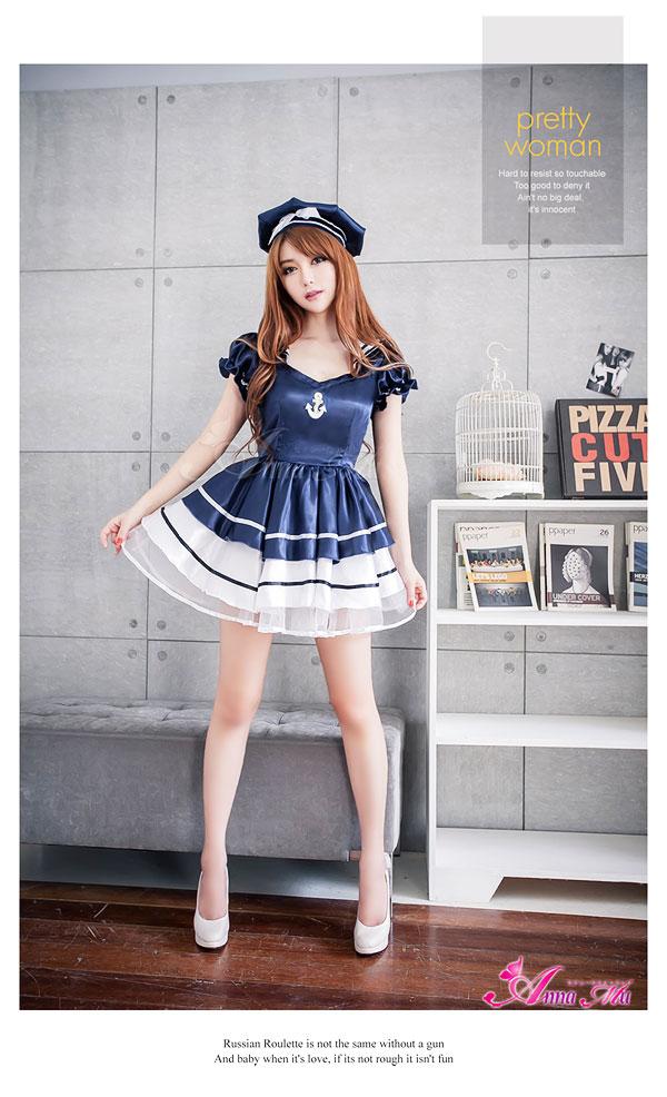 ハロウィン コスプレ 制服 衣装:DOUBLE(ダブル)