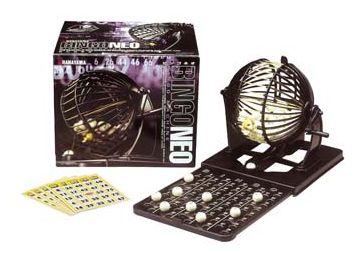 ビンゴゲーム ビンゴネオ(NEO) ビンゴマシン&ビンゴカード ビンゴ セット BINGO…...:auc-drereal:10002087