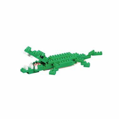 ダイヤブロック DBC-04 ワニ 5歳〜 おもちゃ・知育玩具