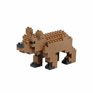 ダイヤブロック DBC-05 クマ 5歳〜 おもちゃ・知育玩具