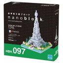 ナノブロック パリのセーヌ河岸 nanoblock nano...