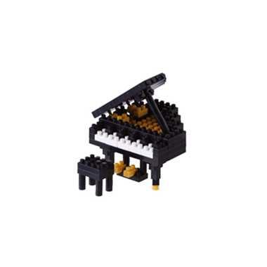 ナノブロック グランドピアノ nanoblock nanoブロック マメログ mamelog ダイヤブロック おもちゃ 知育玩具