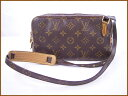 Louis Vuitton monogram circle Lee band re-yell shoulder M51828 [pawnshop branch] [YDKG-td] [used] [free shipping] [smtb-TD] [saitama] [YDKG-td] [half price sale]