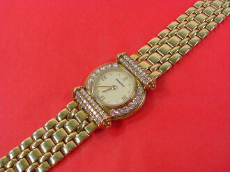 取巻ki Audemars Piguet ladies watch 750 diamond AUDEMARS PIGUET