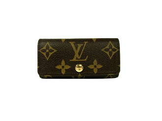Louis Vuitton Monogram Canvas 4 books for key case LOUIS VUITTON key holder 4 M 62631 beauty products