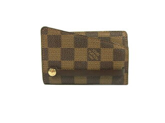 Louis Vuitton Damier key case M62661 kuroshetto GM LOUIS VUITTON