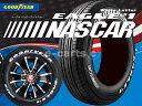 [送料無料]グッドイヤー 215/60R17C 109/107L 4本SET GOODYEAR EAGLE#1 NASCAR (イーグル#1 ナスカー 17インチ) 【バン/トラック用LT規格】 【ハイエース/キャラバン用】