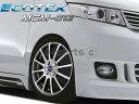 【組み込み・バランス調整済】エコテック MCM-012 夏用 タイヤ ホイール 4本セット◆185/65R15◆