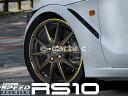 【組み込み・バランス調整済】 クロススピード RS-10 夏用 タイヤ ホイール 4本セット◆205/50R17◆