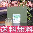 【送料無料】トリートメントミックスハーブ(6種混合)400gセット -----≪取説付≫トリートメント