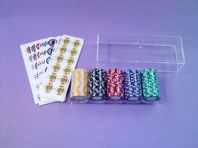 麻雀(マージャン)用ポーカーチップ『アモス新チッ...の商品画像