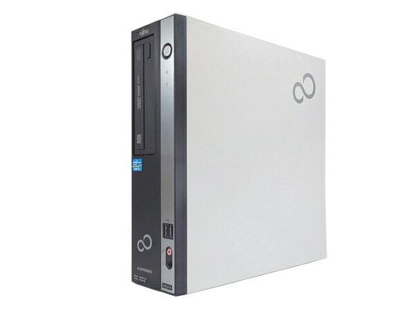 中古パソコン【Windows10】[F113D] 富士通 ESPRIMO D582/FX (Core i5 3470 3.2GHz 4GB 250GB DVDマルチ Windows10 Professional 64bit)【中古PC】【デスクトップ】