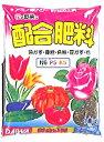 【家庭菜園 園芸用の土】 配合肥料 2kg 園芸用 土 【02P03Dec16】