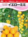 【ミニトマト種子】 イエローミミ (カネコ種苗)小袋【野菜の種】 【02P03Dec16】